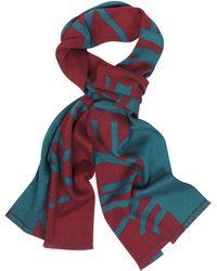 Vivienne Westwood - Signature Reversible Wool Scarf - Lyst