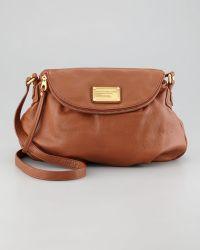 Marc By Marc Jacobs Classic Q Natasha Crossbody Bag Cinnamon Stick - Lyst