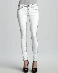 Sinclair - Elon Paintedseam Skinny Jeans - Lyst