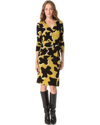 Diane von Furstenberg Richley Sweater Dress - Lyst