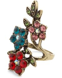 ModCloth - Vinestone Ring in Vibrant - Lyst