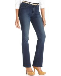 Not Your Daughter's Jeans Barbara Bootcutleg Nevada Wash - Lyst