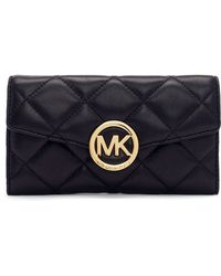 MICHAEL Michael Kors Fulton Quilted Carryall - Lyst