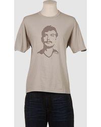 Freshjive Short Sleeve T-shirt - Grey