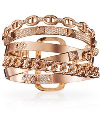 Hermès Alchimie Bracelet pink - Lyst