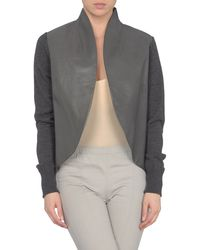 Thakoon Leather Outerwear - Lyst
