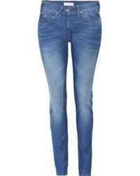 Etoile Isabel Marant Adam Midrise Skinny Jeans - Lyst