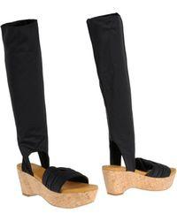 Jfk Boots - Lyst