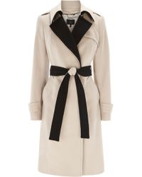 Coast Elaine Trench Coat - Natural
