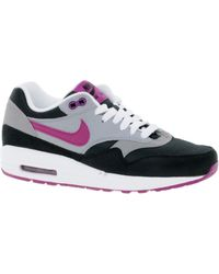 Nike Air Max 1 Nd Black Trainers - Lyst