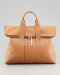 3.1 Phillip Lim 31hour Foldover Tote Bag  - Lyst