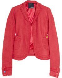 Meadham Kirchhoff Tailored Jacket