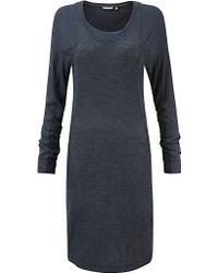 Sandwich - Sandwich Drapey Jersey Dress - Lyst