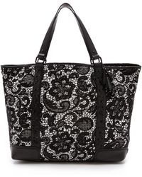 Juicy Couture - Ms Pippa Lace Tote - Lyst