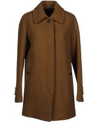 M. Grifoni Denim - Midlength Jacket - Lyst
