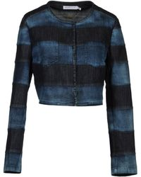 See By Chloé Denim Outerwear - Lyst