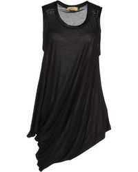 C'N'C Costume National Short Dress - Lyst