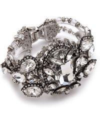 Erickson Beamon Frostbite Bracelet - Lyst