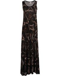 Lanvin Long Dress - Lyst