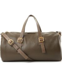 Marc By Marc Jacobs Simple Leather Duffle Bag - Lyst
