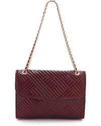 Rebecca Minkoff Line Quilted Large Affair Bag - Lyst