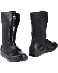 Y-3 Ankle Boots - Lyst