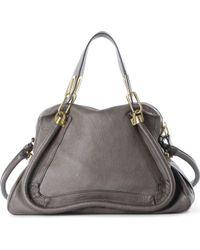 Chloé Paraty Medium Shoulder Bag - Lyst