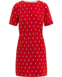 Boy by Band of Outsiders - Sailboatprint Cities Dress - Lyst