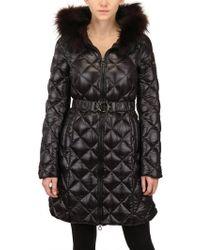 Tatras Pianeta Hooded Shiny Nylon Down Jacket - Black