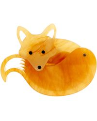 Tatty Devine - Fox Brooch - Lyst