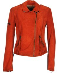 Ash Leather Outerwear - Lyst