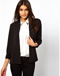 Asos Blazer in Relaxed Fit - Lyst