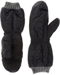 Y-3 Gloves - Black