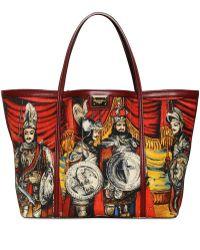 Dolce & Gabbana 'claudia' Bucket Shoulder Bag - Blue