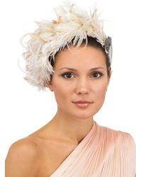 Nana' - Heather Feather Headband - Lyst