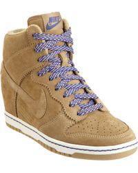 Nike - Dunk Sky High Wedge - Lyst