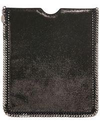 Stella McCartney Shaggy Deer Ipad Case - Black