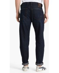 Diesel Back in The Saddle Relaxed Tapered Leg Jeans - Lyst
