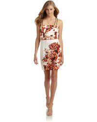 Sachin & Babi Liza Print Dress - Lyst