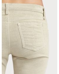 Rag & Bone Skinny Corduroy Jeans - Lyst