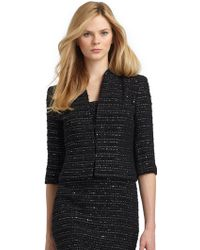 THEIA - Sequined Jacket - Lyst