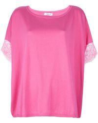 Valentino Lace Print Shirt - Lyst