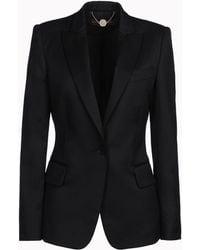 Stella McCartney Iris Jacket black - Lyst