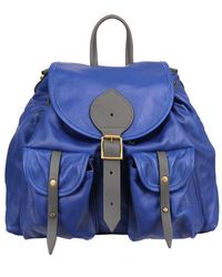 Jas MB | Super Soft Leather Backpack | Lyst