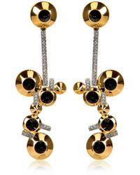 Lara Bohinc - Eye Chandelier Earrings - Lyst