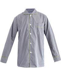 Turnbull & Asser - Striped Pyjama Set - Lyst
