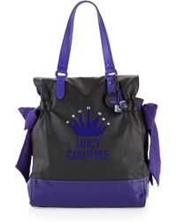 Juicy Couture - Canvas Tote Bag - Lyst