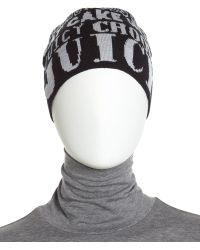 Juicy Couture - Graffiti Skull Cap - Lyst