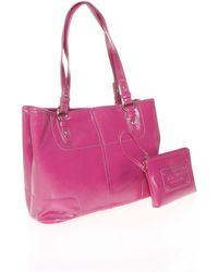 Nine West Cant Stop Shopper M - Pink