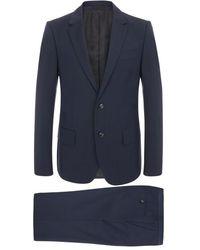 Alexander McQueen - Two-Piece Suit - Lyst